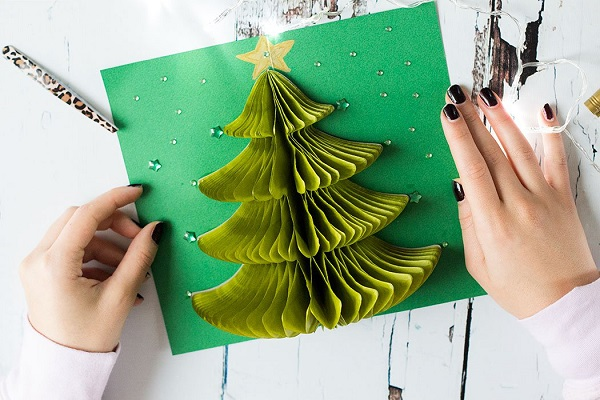 diy christmas card ideas fun christmas crafts