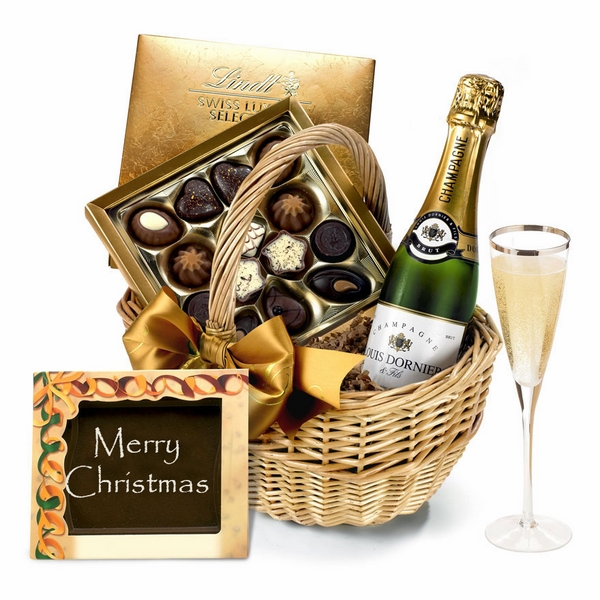 corporate gift ideas champagne