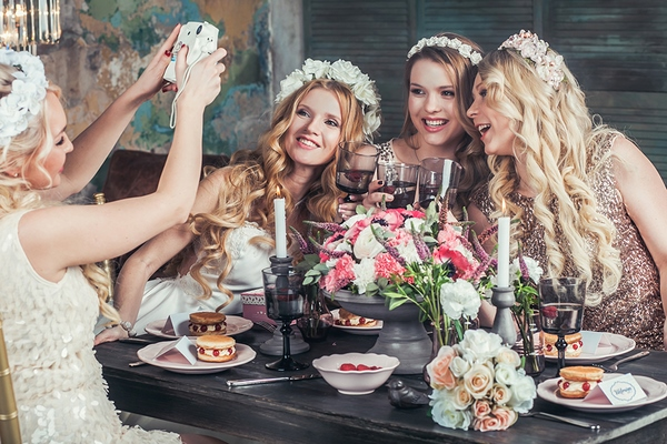 How to organize the perfect bridal shower tea