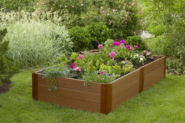how to build a raised garden bed design ideas