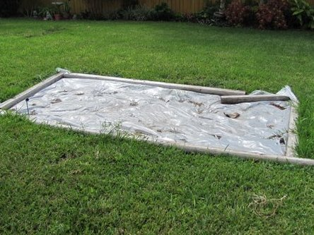 how to build a raised garden bed step by step